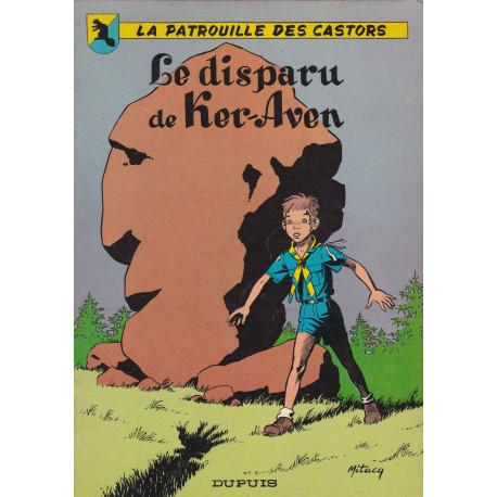 La patrouille des Castors (2) - Le dysparu de Ker-Aven