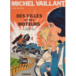 Michel Vaillant (25) - Des filles et des moteurs
