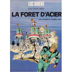 Luc Orient (5) - La foret d'acier