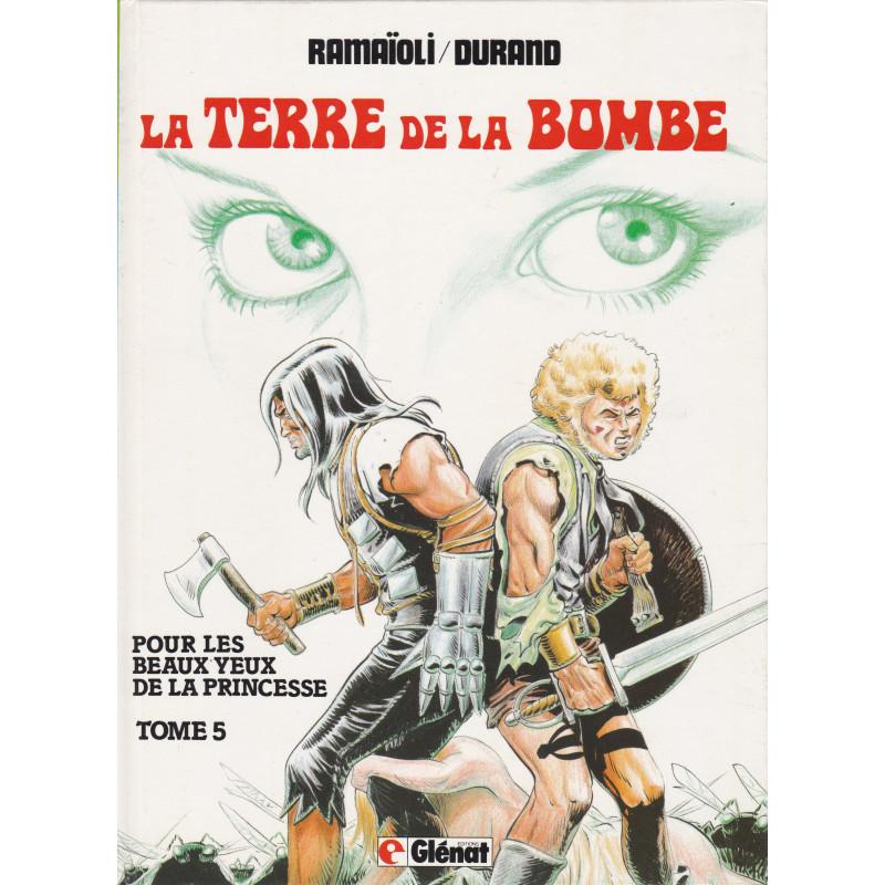 La terre de la bombe 5 pour les beaux yeux de la princesse cubitus bd - Comment enlever les cailloux de la terre ...