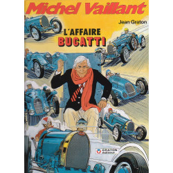 Michel Vaillant (54) - L'affaire Bugatti
