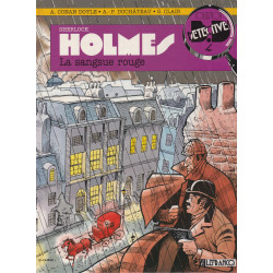 Sherlock Holmes (1) - La sangsue rouge