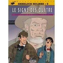 Sherlock Holmes (9) - Le signe des quatre