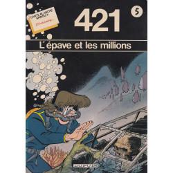 421 (0) - L'épave et les millions