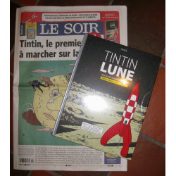 Tintin (HS) - Tintin et la lune