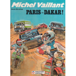 Michel Vaillant (41) - Paris Dakar