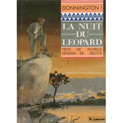 Donnington (1) - La nuit du léopard