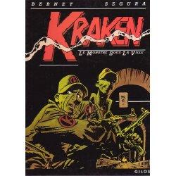 Kraken (1) - Le monstre sous la ville