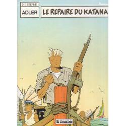 Adler (2) - Le repaire du Katana