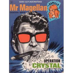Mr Magellan (1) - Opération Crystal