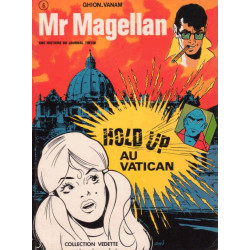 Mr Magellan (2) - Hold-up au Vatican