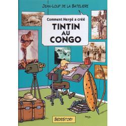 Comment Hergé a créé (1) - Tintin au Congo