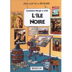 Comment Hergé a créé (6) - L'île noire