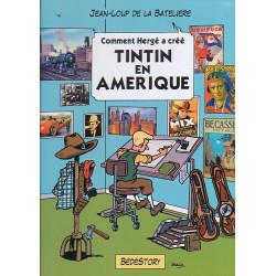 Comment Hergé a créé (2) - Tintin en Amérique