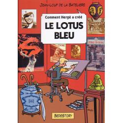 Comment Hergé a créé (4) - Le Lotus bleu