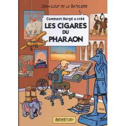 Comment Hergé a créé (3) - Les cigares du Pharaon
