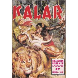 Kalar Recueil (16) - (102 à 105)