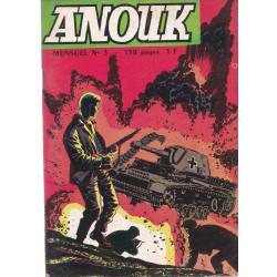 Anouk (3) - L'agent fantôme