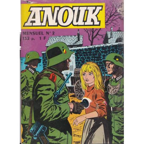 Anouk (2) - La marque rouge