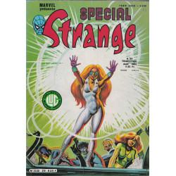 Strange spécial (29) - Dazzler