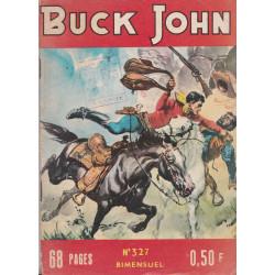 Buck John (327) - Le fils du forgeron