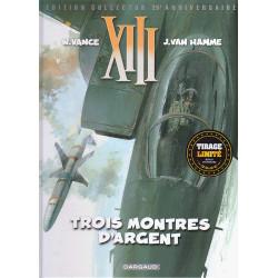 XIII 25e (11) - Trois montres d'argent