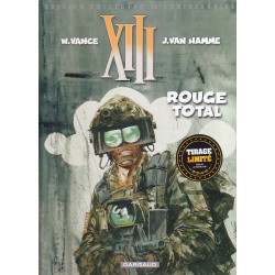 XIII 25e (5) - Rouge total