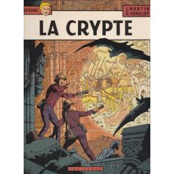 Lefranc (9) - La crypte