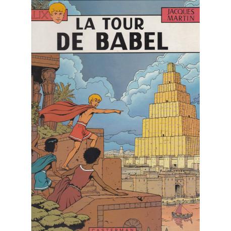 Alix (16) - La tour de Babel