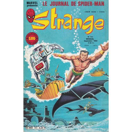 Strange (165) - Rébellion au Wakanda