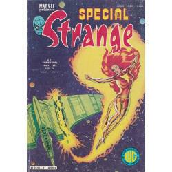 Strange spécial (31) - Une mesure de retard