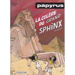 Papyrus (20) - La colère du grand Sphinx