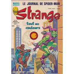 Strange (133) - Entre le scarabée et le gladiateur