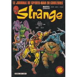 Strange (129) - Deux contre le caméléon