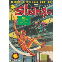 Strange (119) - Chasse à l'Hydra