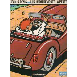 Luc Leroi (3) - Luc Leroi remonte la pente