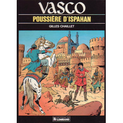 Vasco (9) - Poussière d'Ispahan