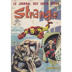 Strange (85) - Station spatiale OK en danger