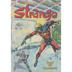 Strange (84) - Retour chez les Krees