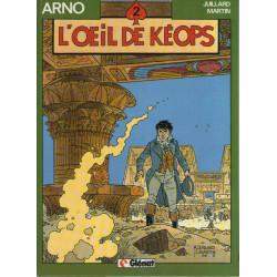 Arno (2) - L'oeil de Kéops