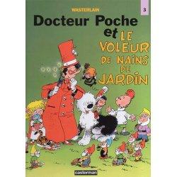 Docteur Poche (12) - Docteur Poche et le voleur de nains de jardin