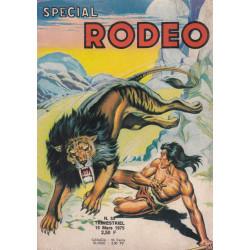 Rodéo spécial (53) - Les terres maudites
