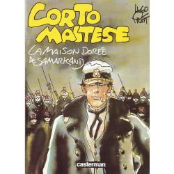 Corto Maltese (8) - La maison dorée de Samarkand