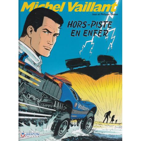 Michel vaillant (69) - Hors piste en enfer