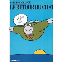 Philippe Geluck - Le retour du chat