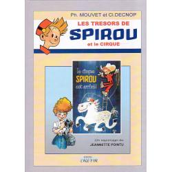 Les trésors de Spirou et le cirque (2)