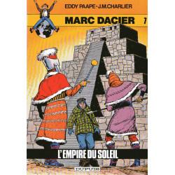 Marc Dacier (7) série 2 - L'empire du soleil