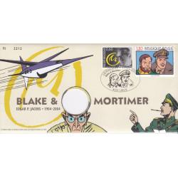 Blake et Mortimer (HS) - Numisletter
