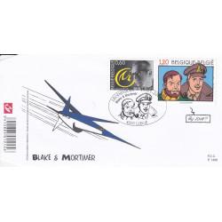 Blake et Mortimer (HS) - Le timbre