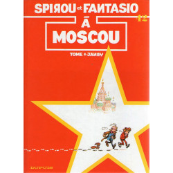 Spirou et Fantasio (42) - Spirou et Fantasio à Moscou
